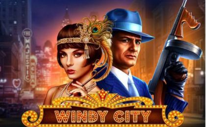 Info - Wind City-Endorphina Mobile Slot Game