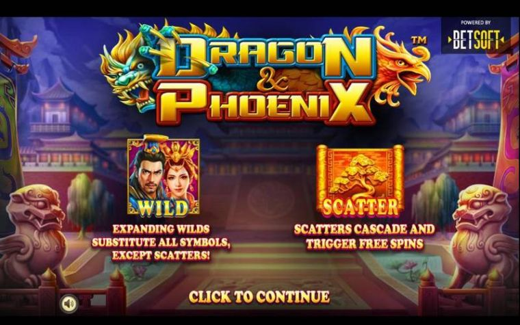 , , , at Dragon & Phoenix Mobile Real Slot created by