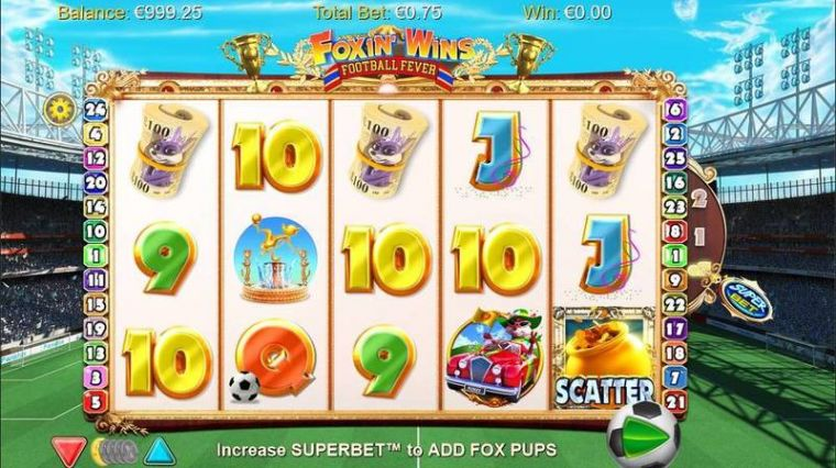 Foxin Wins Slots Available With No Download