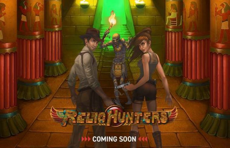 Info at Relic Hunters Mobile Real Slot created by Wazdan