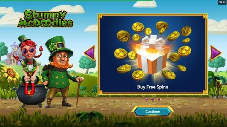 at Stumpy McDOOdles Mobile Real Slot created by